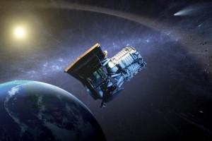 """Zinātnieki veido """"sputņikus"""" lai aizsargātu Zemi no meteorītiem."""