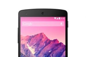 LG un Google iepazīstina ar Google Nexus 5 viedtālruni