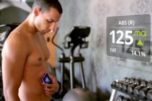 Skulpt Aim: uzzini par savu muskuļu progresu ar vienu pieskārienu