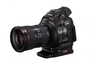Canon EOS C100 kļūst par pasaulē pirmo videokameru ar Dual Pixel CMOS automātiskā fokusa tehnoloģiju