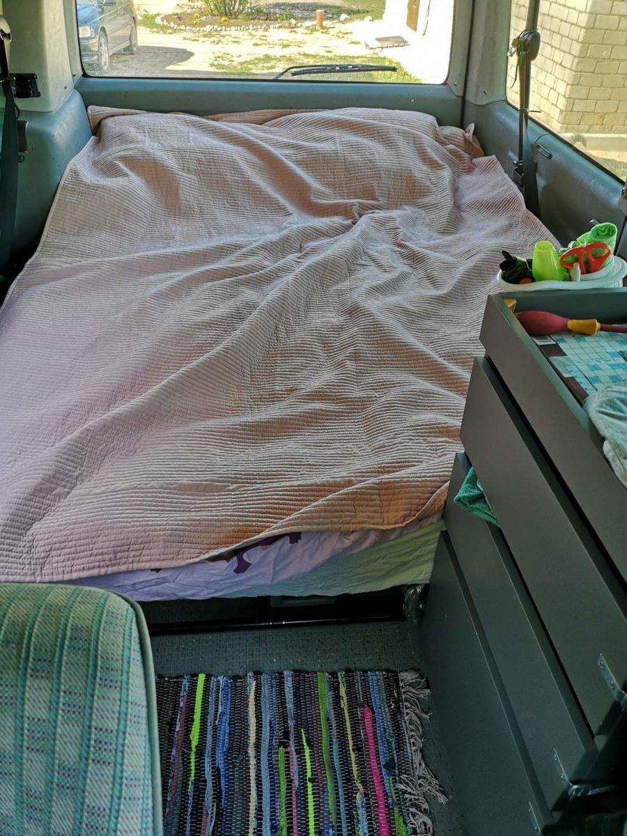 Gulta, kurā man ir bijis labākais miegs ever
