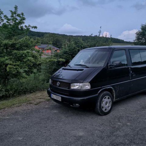 13000 kilometru caur Eiropu ar busiņu – Ievads